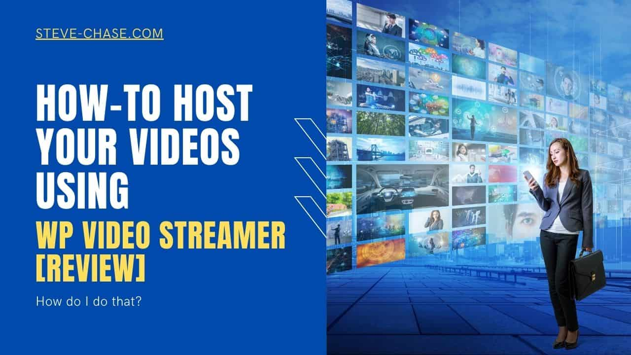 How-to Host Your Videos Using WP Video Streamer [REVIEW]